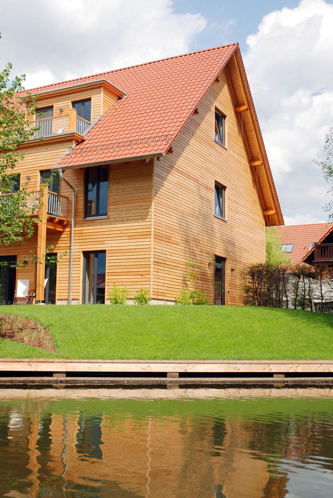 Konstruktiver Holzschutz – Schutz fürs Holz gut geplant! - Nieder